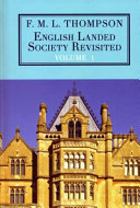 English Landed Society Revisited