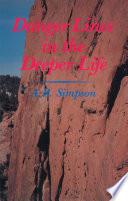 Danger Lines in the Deeper Life