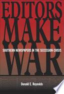 Editors Make War