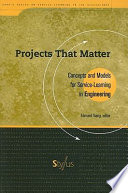 Projects that Matter