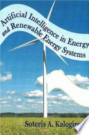 Ebook Artificial Intelligence in Energy and Renewable Energy Systems Epub Soteris Kalogirou Apps Read Mobile