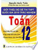 Bộ đề thi THPT Quốc Gia 2018-2019 môn Toán- Trắc nghiệm