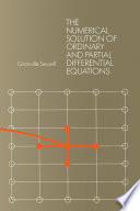 The Numerical Solution of Ordinary and Partial Differential Equations