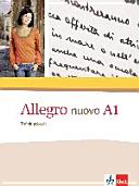 Allegro nuovo A1   Trainingsbuch