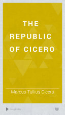 The Republic of Cicero