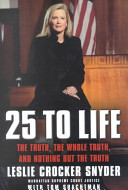 "<a href=""https://amzn.to/3ntH5gr"">25 to Life</a> Book Cover"