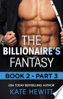download ebook the billionaire's fantasy - part 3 (mills & boon m&b) (the forbidden series, book 2) pdf epub