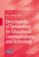 download ebook encyclopedia of terminology for educational communications and technology pdf epub