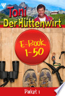 Toni der Hüttenwirt Paket 1 – Heimatroman