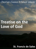 Book Treatise on the Love of God