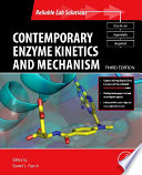 Contemporary Enzyme Kinetics And Mechanism book