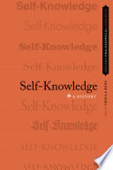 Self Knowledge book