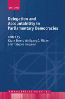 Delegation and Accountability in Parliamentary Democracies
