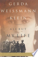 All But My Life Book PDF