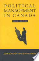 Political Management in Canada