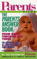 The Parents Answer Book
