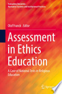 Assessment in Ethics Education