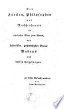 Hygieia. Handbuch für Badens Curgaeste