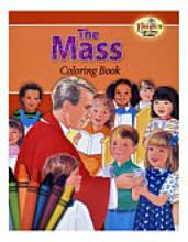 The Mass Coloring Book: (Pack of 10) [Book]