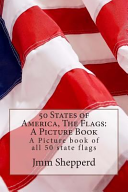 50 States of America  the Flags