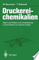 Druckerei chemikalien