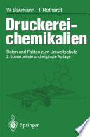Druckerei-chemikalien
