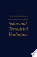 Solar and Terrestrial Radiation
