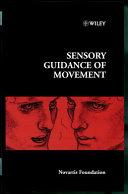 Sensory Guidance of Movement