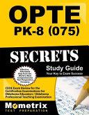 OPTE  PK 8  075  Secrets