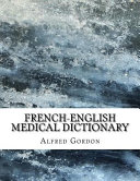 French english Medical Dictionary