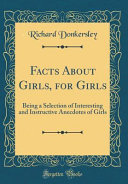 Facts About Girls  for Girls