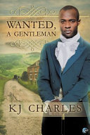 Wanted, A Gentleman Book Cover