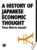 History of Japanese Economic Thought