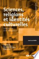 illustration Sciences, religions et identités culturelles