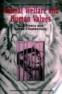 Animal Welfare and Human Values