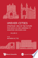 Univer Cities  Strategic View of the Future