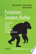 Evolution, Denken, Kultur