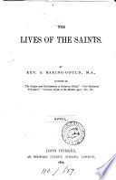 The lives of the saints  12 vols   in 15