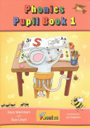 Jolly Phonics Pupil Book 1  colour Edition