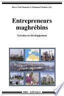 Entrepreneurs maghrébins -Terrains en développement