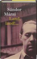 download ebook land, land ! ... / druk 1 pdf epub