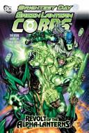 Green Lantern Corps : alpha lanterns, green lanterns john stewart,...