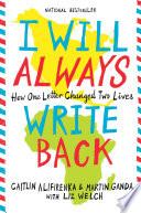 I Will Always Write Back by Martin Ganda