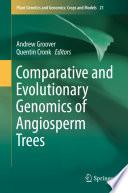 Comparative and Evolutionary Genomics of Angiosperm Trees
