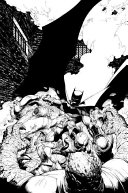 Batman in the Court of Owls  an Adult Coloring Book