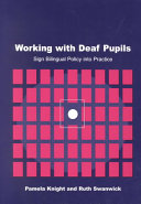 Working with Deaf Pupils