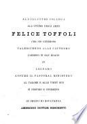 Sposizione, parafrasi, glosse e bellezze della Divina Commedia di Dante Allighieri per il professore Ambrogio dottor Boschetti