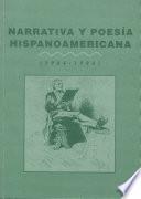 Narrativa y poes  a hispanoamericana 1964 1994