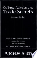 College Admissions Trade Secrets : secured admissions website to find out...