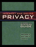 Internet and Online Privacy